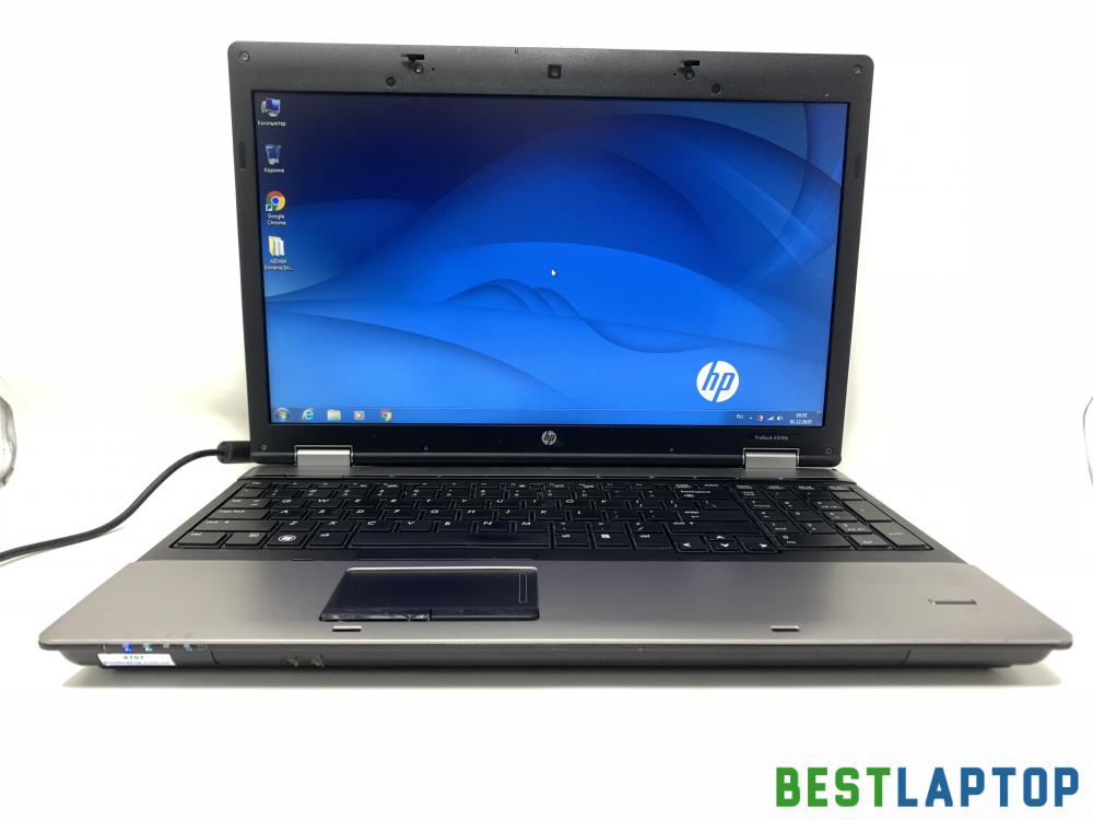 Купить ноутбук бу HP ProBook 6550b