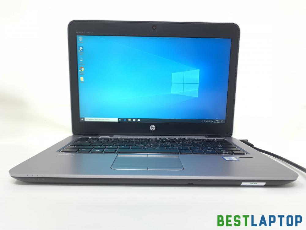 Купить ноутбук бу HP EliteBook 820 G4