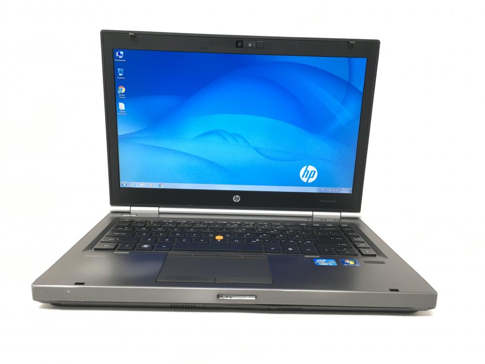 Купить ноутбук бу HP EliteBook 8460w