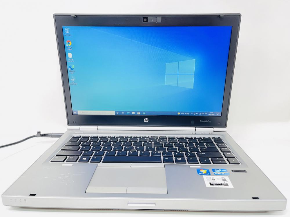Купить ноутбук бу HP EliteBook 8470p