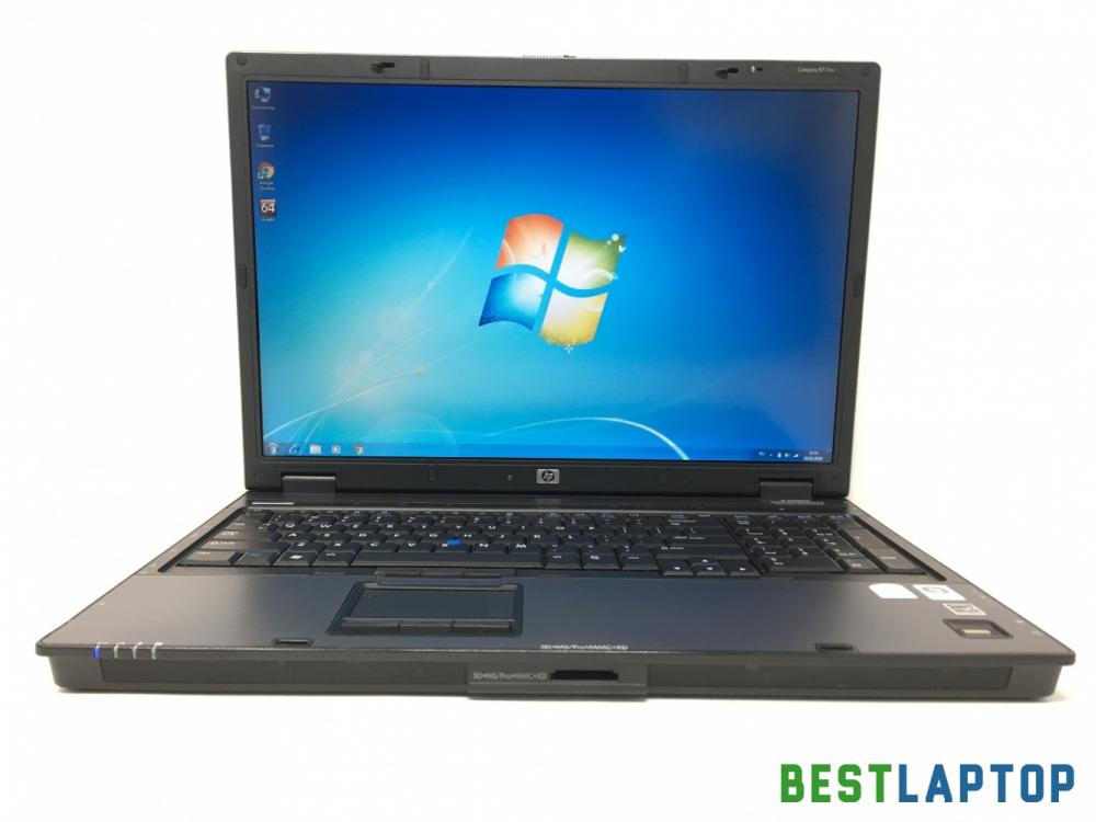 Купить ноутбук бу HP 8710p