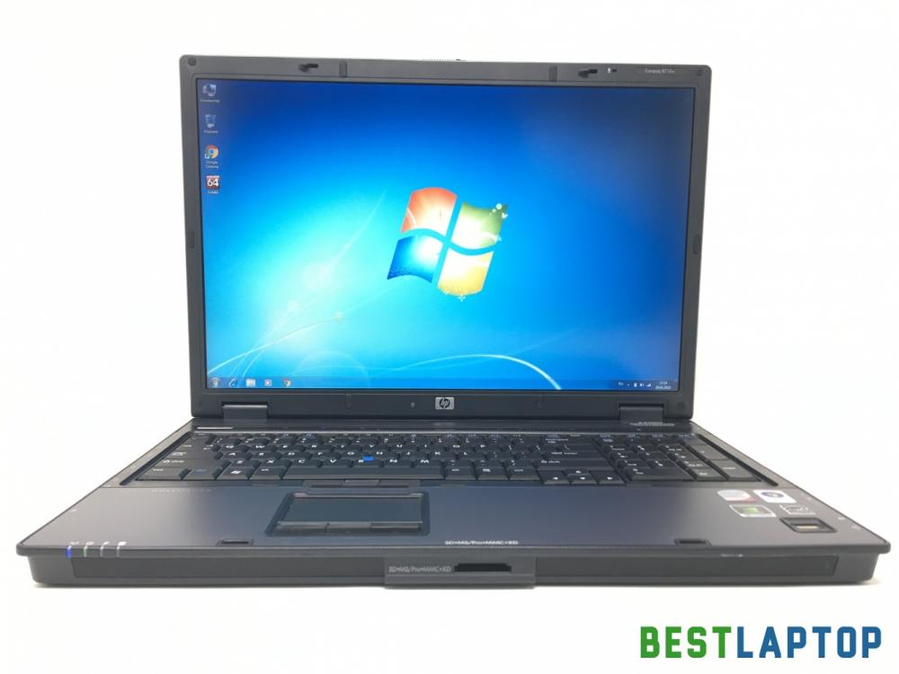 Купить ноутбук бу HP 8710w