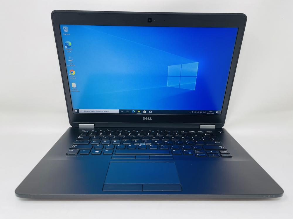 Купить ноутбук бу DELL Latitude E7470 Core i5