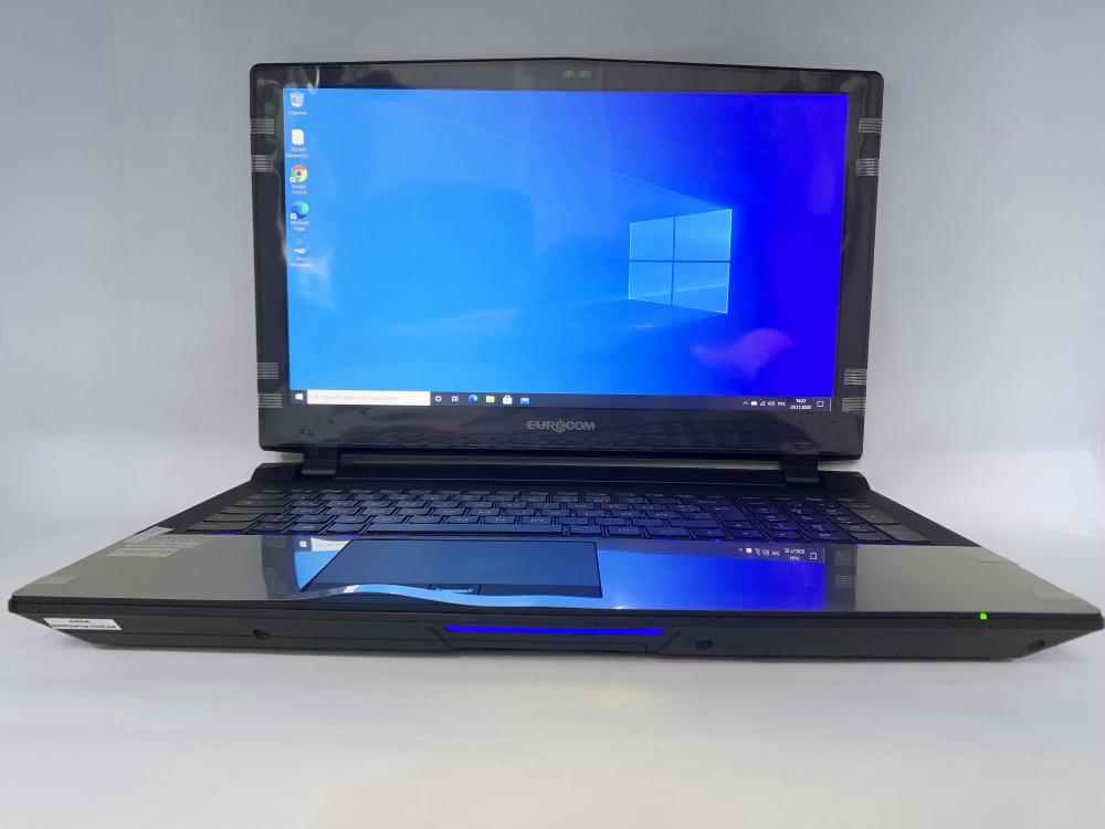 Купить ноутбук бу EUROCOM P5 PRO