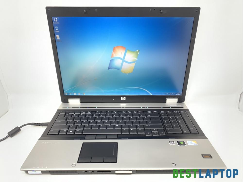 Купить ноутбук бу HP Elitebook 8730w Core Extreme