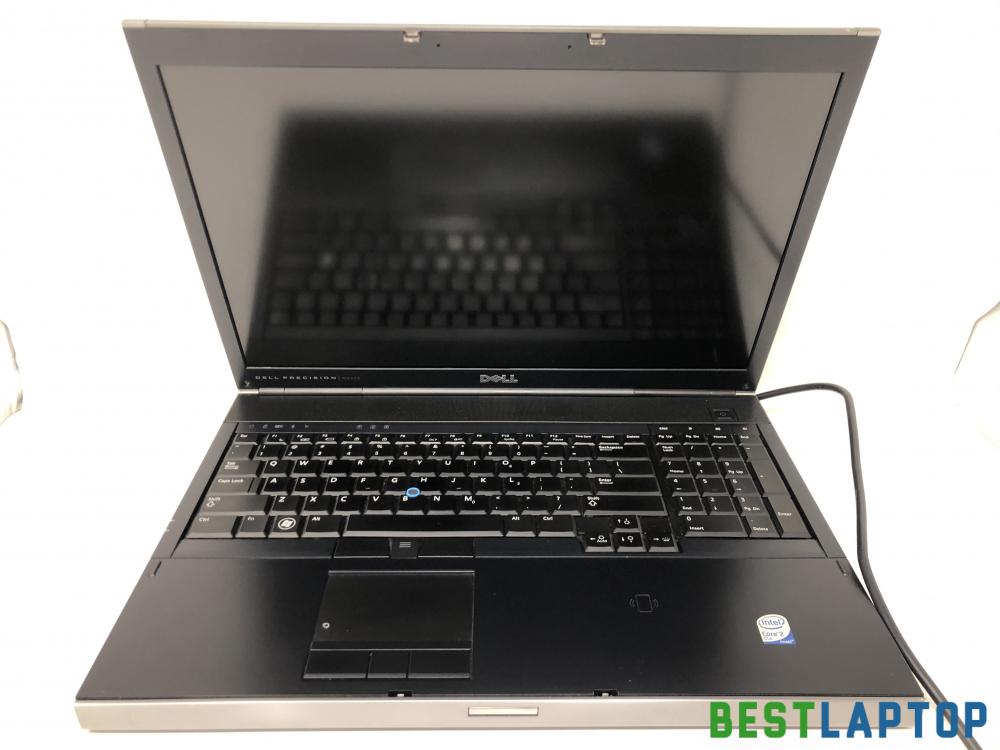 Купить ноутбук бу DELL Precision M6400 SSD