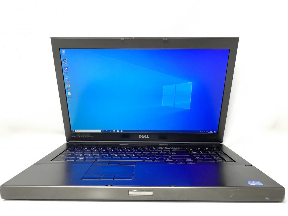 Купить ноутбук бу DELL Precision M6600 SSD+HDD Quad