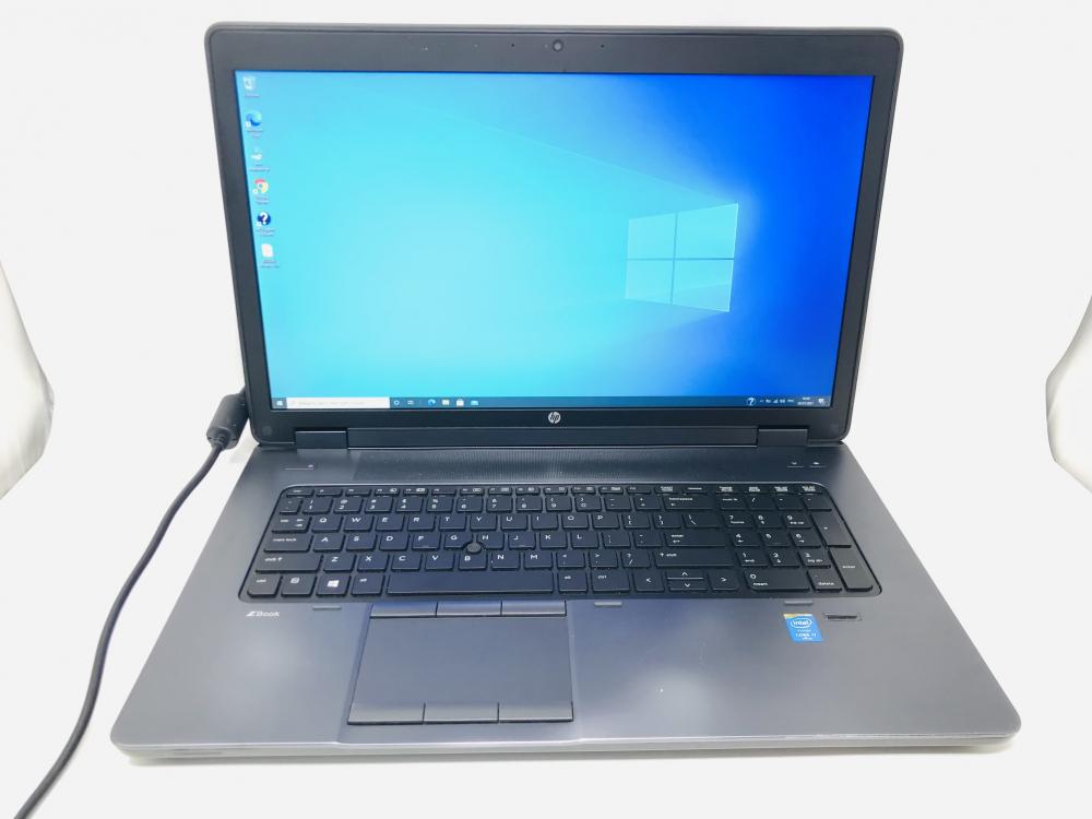 Купить ноутбук бу HP ZBook 17 G2 Dreamcolor IPS
