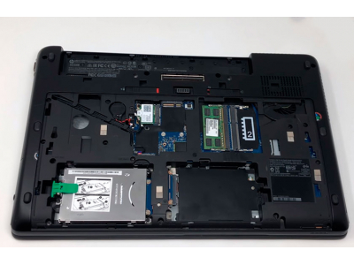 HP Zbook 17 - для апгрейда то, что нужно!