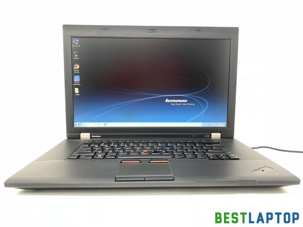 Купить ноутбук бу Lenovo L530