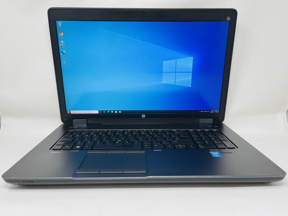 Купить ноутбук бу HP ZBook 17 G2 Quadro 32Gb RAM